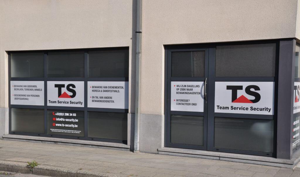 Team Service Security West-Vlaanderen